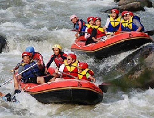 Rafting Cisadane Bogor by Demountain Adventure