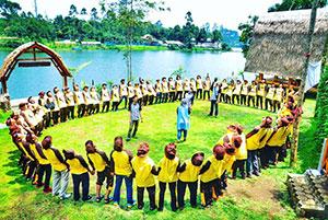 Outbound Lembang