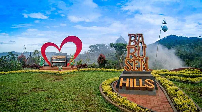Barusen Hills Ciwidey