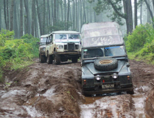 Fun Offroad Lembang Demountain Adventure