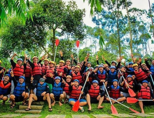 Rafting Bandung Demountain Adventure